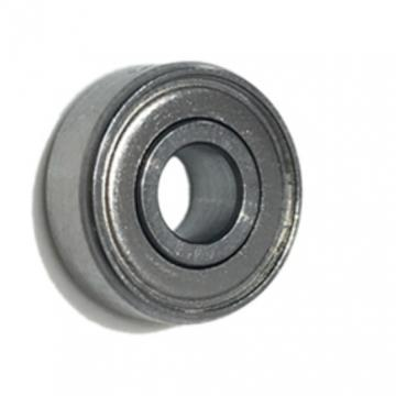 Rubber sealed low noise ski ball bearing 7x17x5 697 2RS