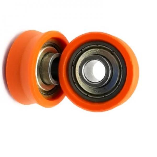 6204 2Z/C3 Original SKF deep groove ball bearing 6204 SKF bearing 6204zz #1 image